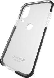 Cellularline Tetra Force Shock-Twist pouzdro pro Huawei P20 Lite, transparentní