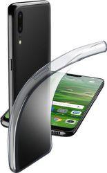 Cellularline Fine zadní kryt pre Huawei P20, transparentní