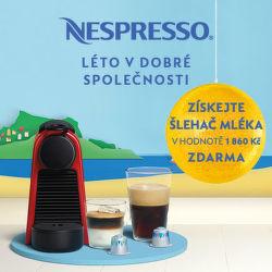 Nespresso - léto v dobré společnosti