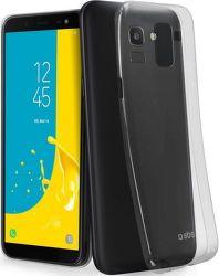 SBS Skinny Cover pouzdro pro Samsung Galaxy J6, transparentní