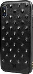 SBS Smart and Ladies Studded pouzdro pro iPhone X, černá