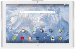 Acer Iconia One 10 bílý