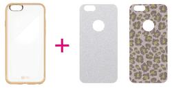 4-OK Elektra II pouzdro pro Apple iPhone 6/6S, zlaté