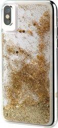 SBS Smart and Ladies Water Gold pouzdro pro Apple iPhone X, zlaté
