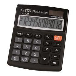 Citizen SDC-812BN černá