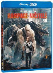 Rampage: Ničitelé - 3D+2D Blu-ray film