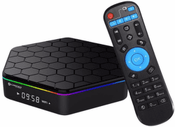 Carneo TiVii Android Smart TV Box