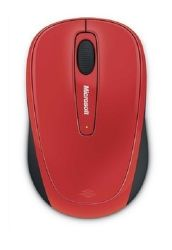 MICROSOFT L2 Wireless Mobile Mouse 3500 Fl (červená)