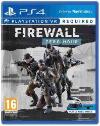 Firewall: Zero Hour PS4 VR hra