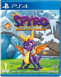 Spyro Trilogy Reignited PS4 hra
