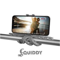 Celly Squiddy šedý, flexibilní držák