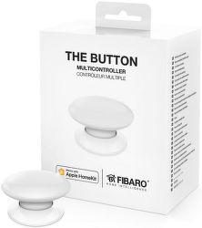 Fibaro Button HomeKit bílé tlačítko (FGBHPB-101-1)