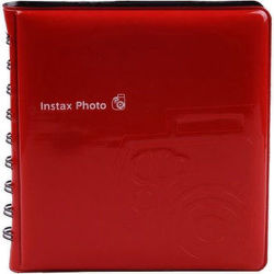 Fujifilm Instax Mini album, červená