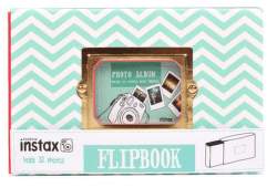 Fujifilm Instax Flipbook album, mentolová