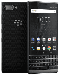 BlackBerry Key2 64 GB stříbrný