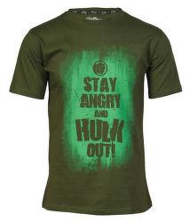 Marvel AVAS Hulk Slogan L zelené