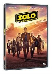 Solo: Star Wars Story - DVD film