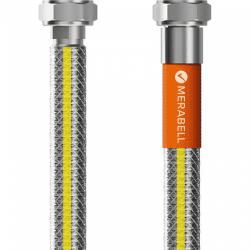 """Merabell Gas Profi G1/2"""" - G1/2"""" 100 cm plynová hadice"""