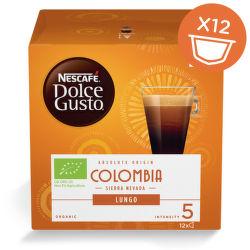 Nescafé Dolce Gusto Lungo Colombia (12ks)