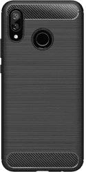 Winner Carbon pouzdro pro Huawei Nova 3, černá
