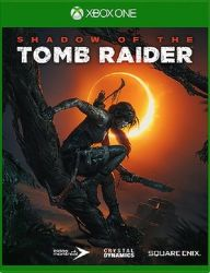 Shadow of Tomb Raider Xbox One hra