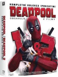 Deadpool 1&2 - BD film