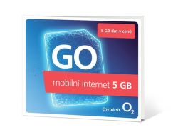 O2 GO internet 5GB