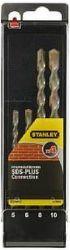 Stanley STA56012 SDS+ sada vrtáků 4ks