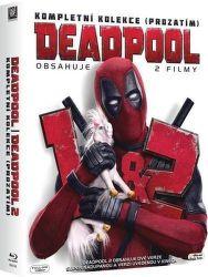 Deadpool 1&2 - DVD film