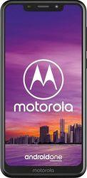 Motorola One černý