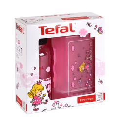 Tefal K3169114 Kids láhev (400ml) + box na jídlo