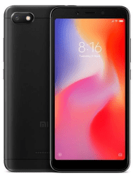 Xiaomi Redmi 6A 32 GB černý