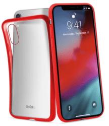 SBS silikonové pouzdro pro Apple iPhone Xr, červené