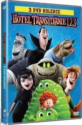 Hotel Transylvánie 1-3 kolekce - 3x DVD film