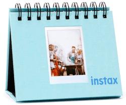 Fujifilm Instax Twin Mini Flip Album, ledově modrá