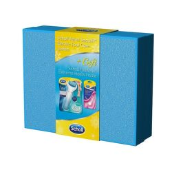 Scholl Velvet Smooth Electric Foot Care System sada