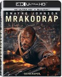 Mrakodrap - Blu-ray + 4K UHD film