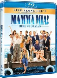 Mamma Mia! Here We Go Again - Blu-ray film