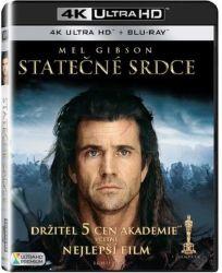 Statečné srdce - Blu-ray + 4K UHD film
