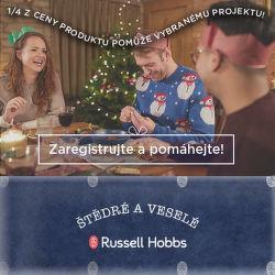 Štědré a veselé s Russell Hobbs
