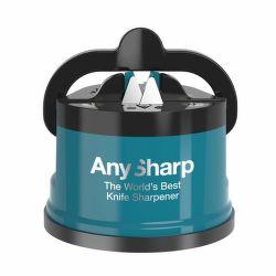 Anysharp ASKSEDTEL modro-zelený brousek na nože