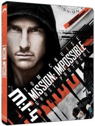 Mission: Impossible 4 - Ghost Protocol (Steelbook) - Blu-ray + 4K UHD film