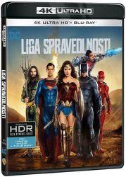 Liga spravedlnosti - Blu-ray + 4K UHD film