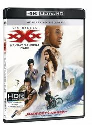 xXx: Návrat Xandera Cage - Blu-ray + 4K UHD film