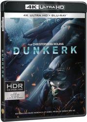 Dunkerk - Blu-ray + 4K UHD film