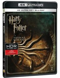Harry Potter a Tajemná komnata - Blu-ray + 4K UHD film