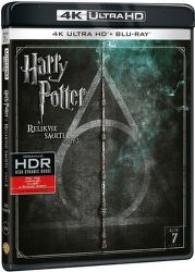 Harry Potter a Relikvie smrti 2 - Blu-ray + 4K UHD film