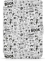 Connect IT Doodle pouzdro pro čtečku e-knih PocketBook 624/626 bílé