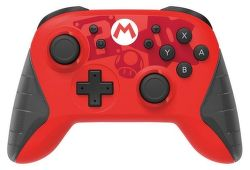 Hori Wireless Horipad Mario Edition pro Nintendo Switch