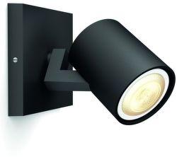 Philips Hue Runner 53090/30/P7 Bodové svítidlo, Černá